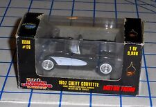 Racing Champions Mint Die-Cast 1957 Chevy Corvette 1:61 Scale MIB