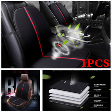 1PCS Car Seat Cover Breathable Polyester Fibers + Sponge Pad For Auto Chair Mat