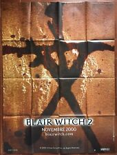 Affiche BLAIR WITCH 2 Le Livre des ombres JOE BERLINGER Jeffrey Donovan 120x160*