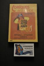 DVD - FILM - COMIQUES DE LEGENDE - FAITES SAUTER LA BANQUE - DE FUNES - TBE