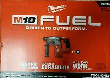 """Milwaukee 2712-20 M18 Fuel 1"""" SDS Plus Rotary Hammer FREE SHIPPING (Tool Only)"""
