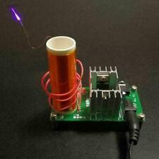 Mini Tesla Coil Plasma Speaker DIY Kit 15W DIY Kits Ball E7W7 Stainless O8M6