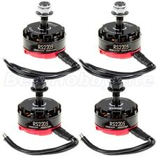 EMAX RS2205 2300KV CW CWW x2 Cooling Race Spec Brushless Motor Racing drone Quad