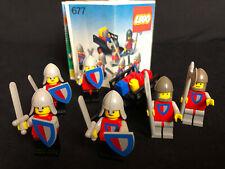 Lego 677 Knight's Procession Ritter Classic Castle komplett complete