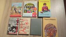 """COLLECTION OF 7 BOOKS OF CHILDREN'S TOYS INTEREST"""