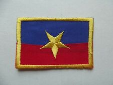 NORTH VIETNAMESE ARMY CAMBODIA OCCUPATION CLOTH BADGE