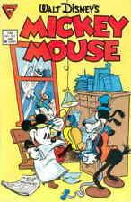 Mickey Mouse (Walt Disney's…) #222 VF/NM; Dell | save on shipping - details insi