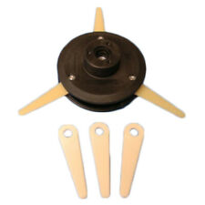 For Stihl Trimmer Polycut 3-Head Fs55 80 90 110 200 250 With 3x Blades Parts