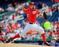 "Stephen Strasburg Washington Nationals MLB Action Photo (Size: 8"" x 10"")"