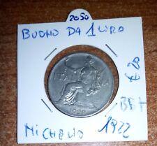 BUONO DI CASSA DA 1 LIRE 1922  N.2050