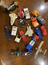 GOBOTS And TRANSFORMERS G1 collection LOT
