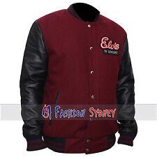 Elvis Presley vintage varsity-style crew tour jacket - Free Shipping