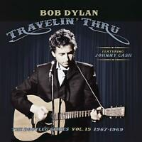 BOB DYLAN - TRAVELIN THRU 1967-69 BOOTLEG SERI VOL15 [CD]