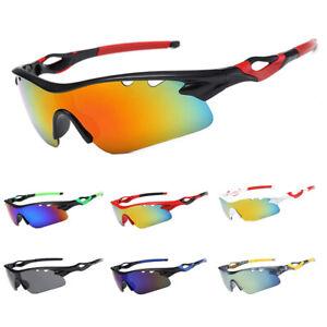 Polarized Bike Cycling Glasses Riding Goggles Sunglasses UV400 Fishing Sports