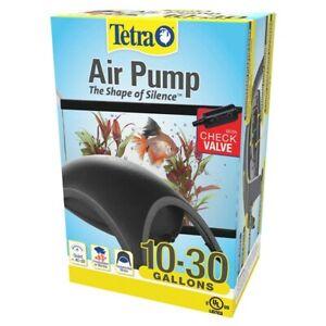 Tetra Whisper Air Pump, For Aquariums, Quiet, Powerful Airflow, 10-30 GAL