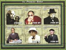 (206425) Churchill, Dalai Lama, Einstein, Schweitzer, Mozambique