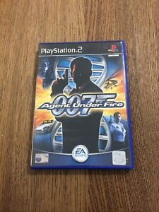 James Bond 007: Agent Under Fire (Sony PlayStation 2, 2001) PS2