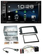 Kenwood USB Bluetooth DVD 2DIN MP3 CD Autoradio für Smart ForFour 04-06 ForTwo 0