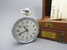 Poljot Beobachtungsuhr, B-Uhr, Deckuhr, Marine Chronometer Militär Deck Watch