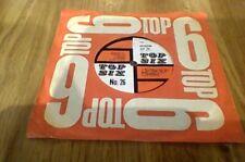 TOP SIX No. 26 1st UK EP 1966 THE ROLLING STONES NANCY SINATRA PETULA CLARK BEAT
