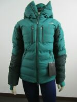 Womens XS The North Face TNF L6 Summit 800-Down Winter Packable Jacket - Green