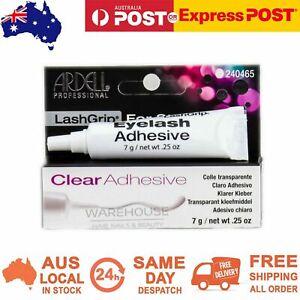 Ardell LashGrip Strip Adhesive Clear 7g Fake False Eyelash Lash Extension Glue