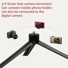 Flexible Mini Small Tripod Stand Camera Travel for Gopro Nikon Canon Sony