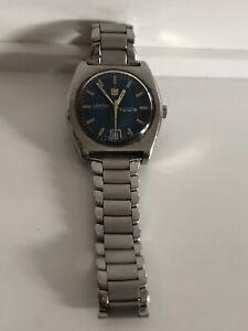 Vintage Certina Argonaut 280 Swiss Made Watch Rare Jewel Look READ