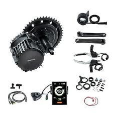 48V750W BAFANG Mid-drive Motor Electric Bike Conversion Kit for Standard Bikes