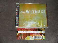 Dave Douglas Witness Japan CD Mark Feldman Ikue Mori Erik Friedlander