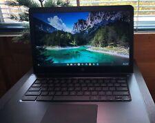"HP Chromebook 14-ca061dx 14"" Touch Screen 32GB Memory Celeron N3350 2.4 GHz 4GB"