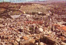 Jerusalem, Bird'S Eye View Mt of Olives, Garden of Gethsemane, etc