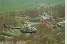 Postcard 20 - Plane/Aviation Bolkow Bo 105C Helikopter
