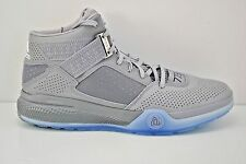 Mens Adidas D Rose 773 IV Basketball Shoes Size 10 Grey White Onix D69432