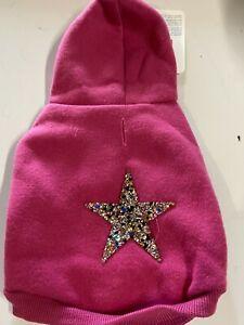 Top Paw hoodie sweatshirt - Pink