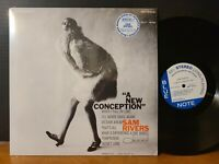 SAM RIVERS - A NEW CONCEPTION Blue Note Heavenly Sweetness Hal Galper Vinyl NM!