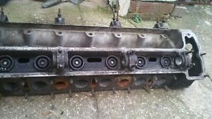 Jaguar Cylinder head B - straight port - 420 - 240 - e type