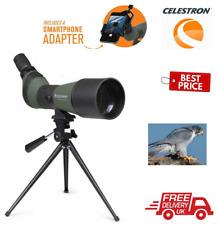 Celestron LandScout 20-60x80 Spotting Scope Digiscope Kit 52329 (UK Stock)