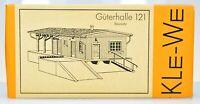 Kle-We | Spur N | Güterschuppen *121* | seltener Bausatz | für Sammler | NEU OVP