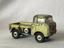 Vintage Corgi Toys 470, Forward Control Jeep FC-150 - PLAYWORN. NO HOOD.