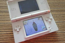 DS Lithe Weiß. Gameboy, Nintendo . oberes Display defekt . (80) < Defekt
