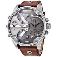 Diesel Mr. Daddy 2.0 Chronograph Quartz Grey Dial Men's Watch DZ7413