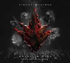 Circus Maximus - Havoc in Oslo (2CD + BLURAY)