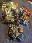 Camouflage 48 Piece Party Favor Pack Party Supply War Army Military (3) NEW RARE