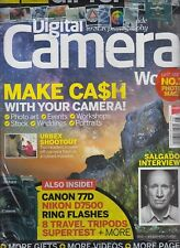 Digital Camera World August 2017 Make Cash with Your Camera/Urbex Shootout