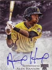 2013 Bowman Alen Hanson #PA-AH Baseball Card