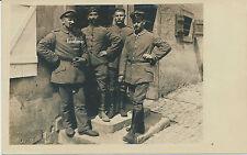 Flandern Unteroffiziere von der Stabswache -15.Infanterie Division 1.WK   (933)