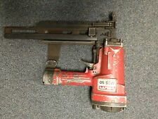 USED HILTI MCS 50 MEDIUM CROWN STAPLER NAILER FOR PARTS ONLY