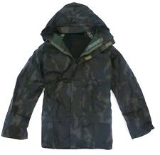 Ladies Waterproof Windproof Wood Camo Jacket All Sizes Camping Hiking Hood Coat XXL