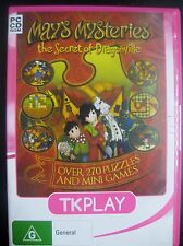May's Mysteries The Secret of Dragonville PC Game BRAND NEW & SEALED